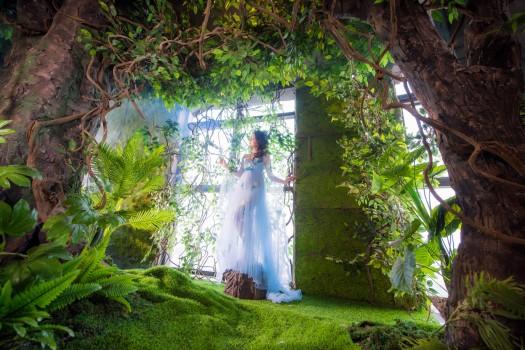 森林系風格-高雄-孕婦寫真
